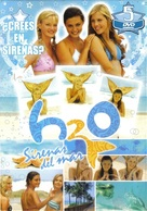"""""""H2O: Just Add Water"""" - Mexican DVD movie cover (xs thumbnail)"""