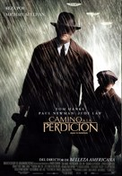 Road to Perdition - Mexican Movie Poster (xs thumbnail)