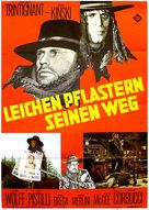 Il grande silenzio - German Movie Poster (xs thumbnail)