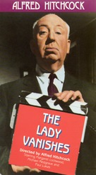 The Lady Vanishes - VHS movie cover (xs thumbnail)