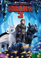 How to Train Your Dragon: The Hidden World - Slovak DVD movie cover (xs thumbnail)