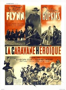 Virginia City - French Movie Poster (xs thumbnail)