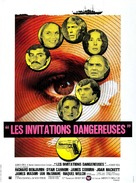 The Last of Sheila - French Movie Poster (xs thumbnail)
