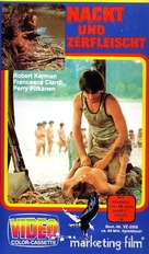 Cannibal Holocaust - German Movie Cover (xs thumbnail)