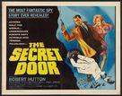 The Secret Door - Movie Poster (xs thumbnail)