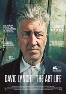 David Lynch The Art Life - Spanish Movie Poster (xs thumbnail)