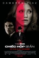 The Box - Vietnamese Movie Poster (xs thumbnail)