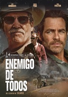 Hell or High Water - Mexican Movie Poster (xs thumbnail)