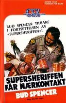 Chissà perché... capitano tutte a me - Norwegian VHS cover (xs thumbnail)