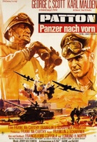 Patton - German Movie Poster (xs thumbnail)