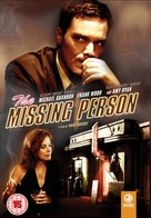 The Missing Person - British Movie Cover (xs thumbnail)