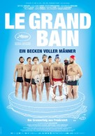 Le grand bain - Swiss Movie Poster (xs thumbnail)