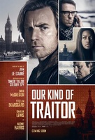 Our Kind of Traitor - British Movie Poster (xs thumbnail)