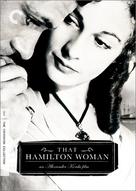 That Hamilton Woman - DVD cover (xs thumbnail)