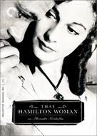 That Hamilton Woman - DVD movie cover (xs thumbnail)