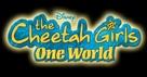 The Cheetah Girls: One World - Logo (xs thumbnail)