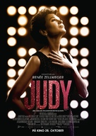Judy - Danish Movie Poster (xs thumbnail)