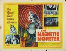 The Magnetic Monster - Movie Poster (xs thumbnail)