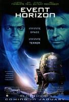 Event Horizon - Video release movie poster (xs thumbnail)