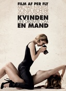Kvinden der drømte om en mand - Danish Movie Poster (xs thumbnail)