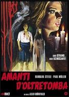 Amanti d'oltretomba - Italian DVD movie cover (xs thumbnail)