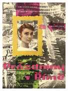 Roman Holiday - Czech Movie Poster (xs thumbnail)