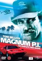 """Magnum, P.I."" - Norwegian DVD movie cover (xs thumbnail)"