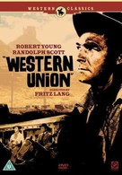 Western Union - British Movie Cover (xs thumbnail)