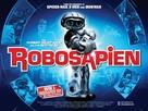 Robosapien: Rebooted - British Movie Poster (xs thumbnail)