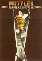 Papillon - Czech Movie Poster (xs thumbnail)