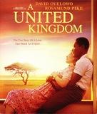 A United Kingdom - Blu-Ray movie cover (xs thumbnail)