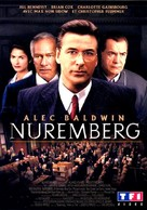 Nuremberg - French DVD cover (xs thumbnail)