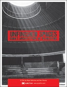 Unfinished Spaces - Movie Poster (xs thumbnail)