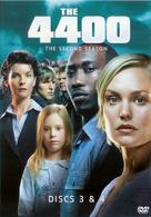 """The 4400"" - DVD cover (xs thumbnail)"