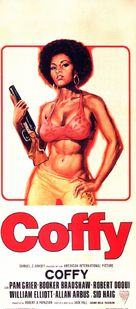 Coffy - Movie Poster (xs thumbnail)