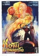 A Thousand and One Nights - Italian Movie Poster (xs thumbnail)