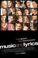 Music and Lyrics - Movie Poster (xs thumbnail)
