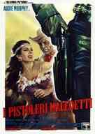 Arizona Raiders - Italian Movie Poster (xs thumbnail)