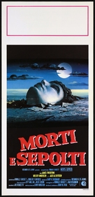 Dead & Buried - Italian Movie Poster (xs thumbnail)