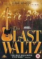 The Last Waltz - British Movie Cover (xs thumbnail)