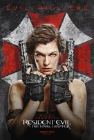 Resident Evil: The Final Chapter - Teaser movie poster (xs thumbnail)