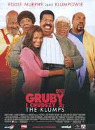 Nutty Professor 2 - Polish Movie Poster (xs thumbnail)