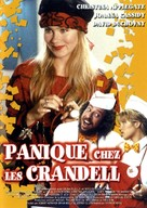 Don't Tell Mom the Babysitter's Dead - French DVD movie cover (xs thumbnail)