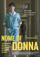 Nome di donna - German Movie Poster (xs thumbnail)