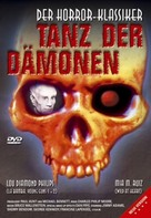 Demon Wind - German DVD cover (xs thumbnail)