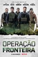 Triple Frontier - Portuguese Movie Poster (xs thumbnail)
