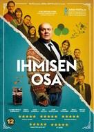 Ihmisen osa - Finnish DVD cover (xs thumbnail)