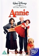 Annie - British DVD cover (xs thumbnail)