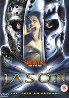 Jason X - British Movie Cover (xs thumbnail)