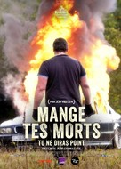 Mange tes morts - French Movie Poster (xs thumbnail)